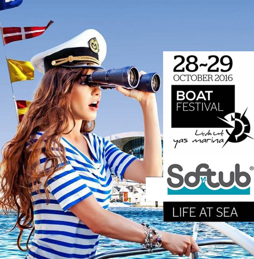 Life at Sea - Softub Event